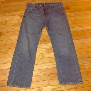 Mens Levi's 569 jeans Size 34x32